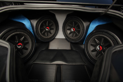 Speakers Custom Cars